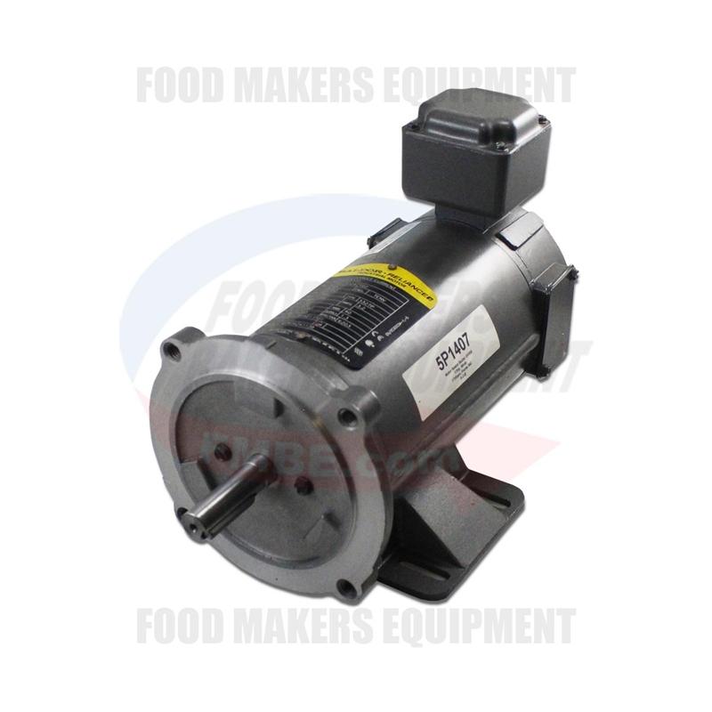 Baxter Ov850 Motor 1 3 Hp 1750 Rpm 56c Frame 90 Arm